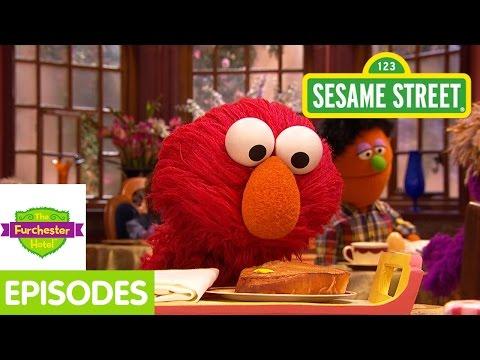 Furchester Hotel: Elmo Delivers Room Service video