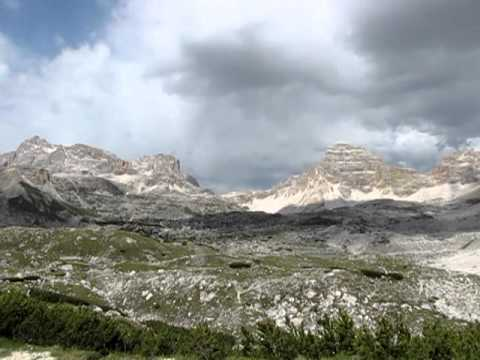 Italian Alps Walking Tours in the Dolomites Mountains with Gary Scott