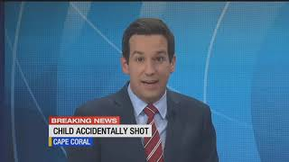 Child injured in accidental shooting in Cape Coral