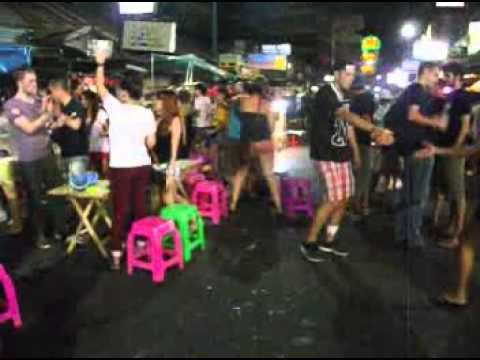 DSCF5325 KAOSAN ROAD DIMALAM HARI BANGKOK THAILAND