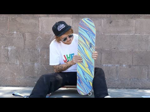 Jordan Maxham Fall 17 Melter Griptape Commercial
