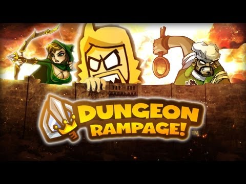 Review-Dungeon RAMPAGE-[D.C.R.]