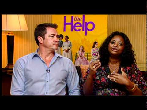Octavia Spencer and Tate Taylor (Director) Interview for THE HELP