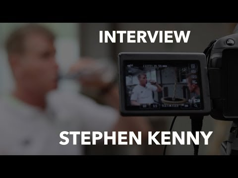 #IRLU21 INTERVIEW   Stephen Kenny on final preparations for Toulon Tournament