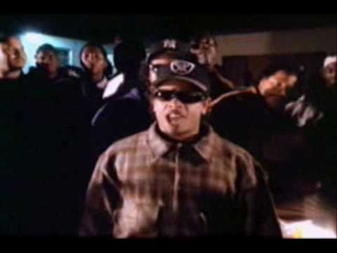 Eazy-E - It's On (uncensored) (HQ)