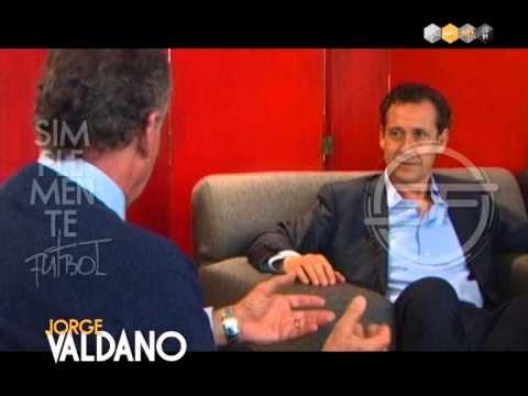 Jorge Valdano 1 (Revista Simplemente Fútbol octubre 2014)
