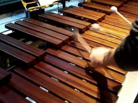 System Of A Down - Chop Suey (marimba) video