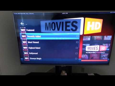 Amazon Firestick Jailbroken ( kodi )
