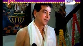 E3 , Seg 3 - Special interview with Nana Patekar & Jeetendra by Shreyas Sawant on Ganeshotsav
