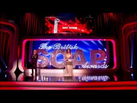 Best Actor and Best Actress Winners | British Soap Awards 2013