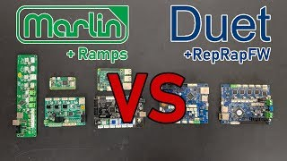 The Best Control Board and Firmware for 3D Printers - Price vs Functionality