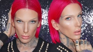 QUICK GLOWY HOLIDAY MAKEUP TUTORIAL | Jeffree Star