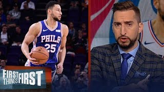 76ers are 2nd best team in East but don't think they can beat Bucks —Nick | NBA | FIRST THINGS FIRST