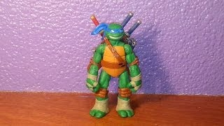 Custom Teenage Mutant Ninja Turtles Review - Leonardo