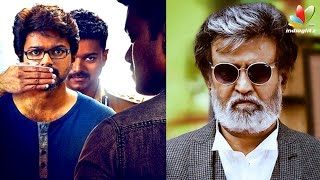 'Kabali' teaser comes to break the records of 'Theri' teaser?
