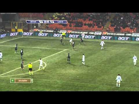 Stagione 2009/2010 - Inter vs. Lazio (1:0)