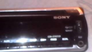 frente do cd player sony.3gp