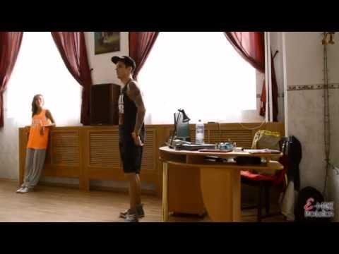 Мастер-классы Андрея Бойко в Ростове-на-Дону (7 сен.2013) Hip-hop 1
