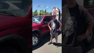 Customer Review | 1998 Toyota Tacoma Purchase from Exclusive Motors Auto Sales Roseville CA 95678