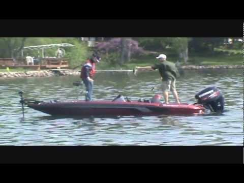 Anglers Choice Whitewater Lake Bass Fishing Tournament May 19 2013