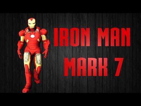 GTA San Andreas : Iron Man 3 Mark 7