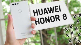 Huawei Honor 8: обзор лучшего китайского камерофона 2016 года до 350$ - review - отзывы - покупка