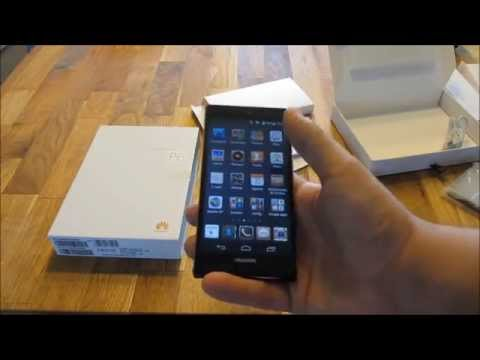 Huawei Ascend P6 completo review
