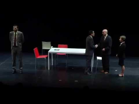 NUDISMO PARA INDECISOS comedia teatral en Madrid