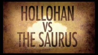 KOTD - Rap Battle - Hollohan vs TheSaurus (Title Match)