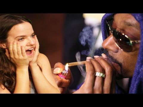 High People Get Surprised By Snoop Dogg