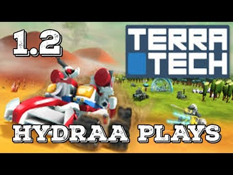 Returning Cannons, Refineries, Batteries, Shields and Generators | TerraTech | #1.2