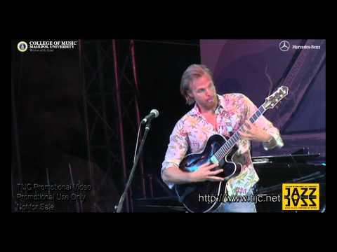 3 Andreas Oberg Trio@TIJC2011