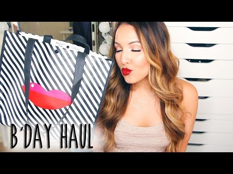 Birthday HAUL: Sephora, Mac, & More!