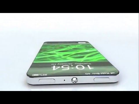 iphone 6 concepts - New Awesome Features 2013 HD