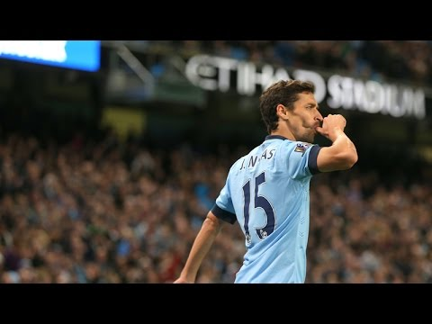 Jesus Navas-Manchester City