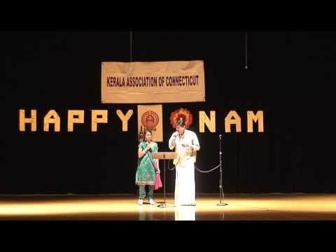 Kact Onam 2013 - Song (ponveene Ennullil) video