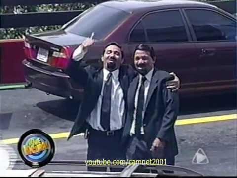 ¡Que Locura! El Inspector Rodriguez (Larry Martínez)