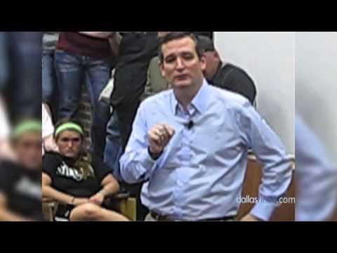 Senator Ted Cruz talks about Indiana Religious Freedom Law