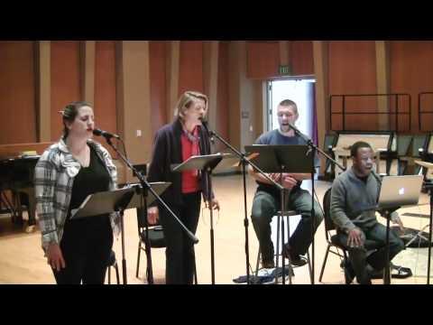 Peter Sprague String Consort Rehearsal at Mira Costa College