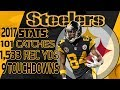 Lagu Antonio Brown's Best Highlights from the 2017 Season | NFL