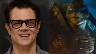 Johnny Knoxville Joins Teenage Mutant Ninja Turtles