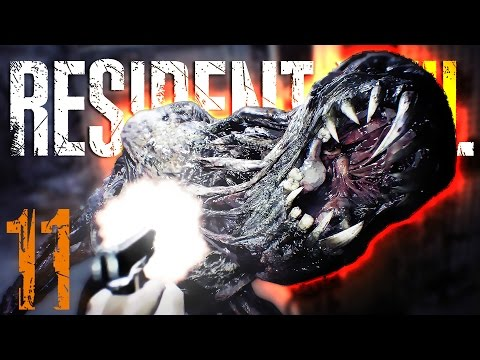 ESCAPE THE NIGHTMARE!! | Resident Evil 7 - Part 11