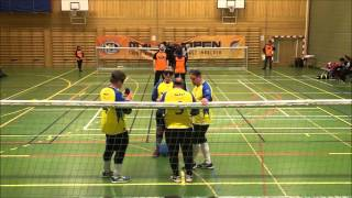 Malmo Open 2016: Final Open Class, Brukarhusets vs Pirsos Thessaloniki