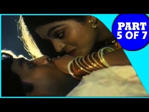 Khaidi No.786 | Telugu Film Part 5 of 7 | Chiranjeevi, Bhanupriya