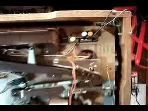 reed relay diagram vintage pachinko machine basics youtube  vintage pachinko machine basics youtube