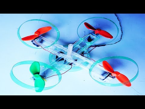 How To Make Flying Drone at Home