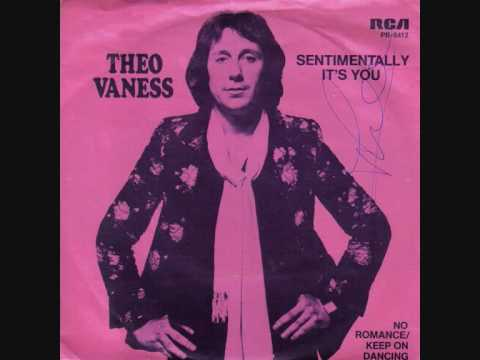 Theo Vaness-Sentimentally It's You (1979)