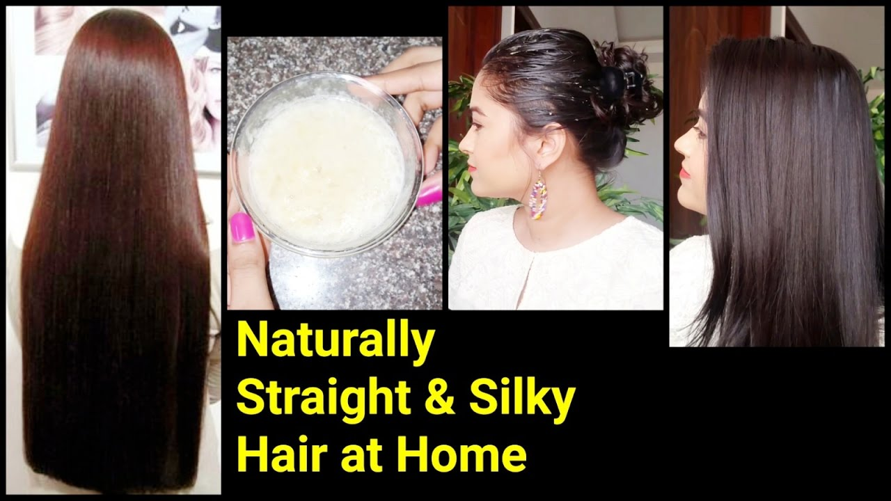 How to Make a Remedy for Silky Hair