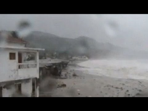 Sandy kasirgasi-Hurricane Sandy: When Storms Collide