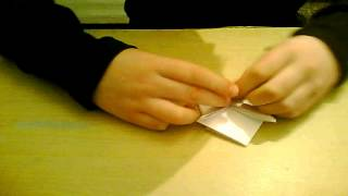 How To Make A Jumping Frog Origami